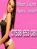 Asian Escort Agency London